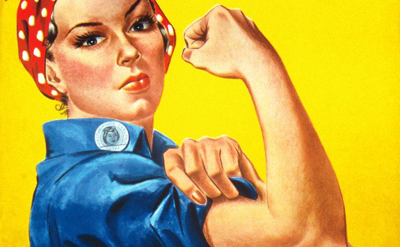 Feminismo, el «girl power», el progreso de la mujer en la sociedad