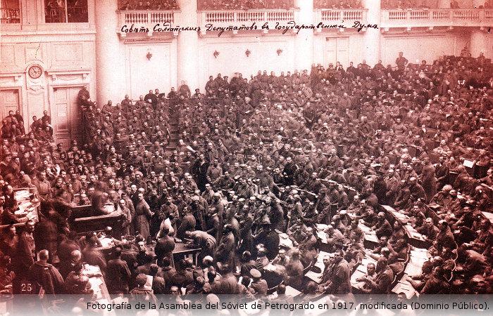 La Revolución Rusa y la literatura soviética